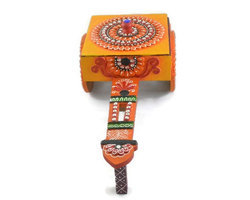 Decorative Dry Fruit Box Rath Shape Home Decor
