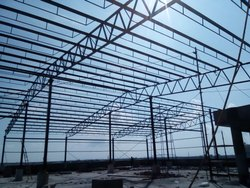A Type Steel Sheds Fabrication Services