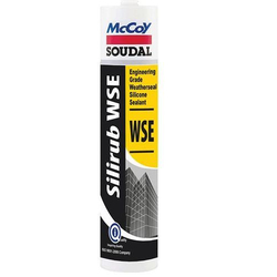 Engineering Grade Weatherseal Silicone Sealant