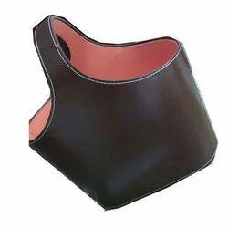 RS Leather Leatherette Hamper Basket