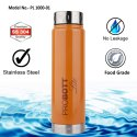 Probott Lite Stainless Steel Single Wall Freeze Water Bottle 1000ml PL 1000-01