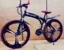 Edge Black Mercedes Benz Folding Cycle
