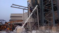 Jumbo Bag Unloading Machine