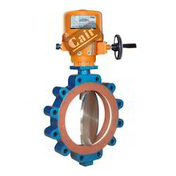 Industrial Motorized Butterfly Valves