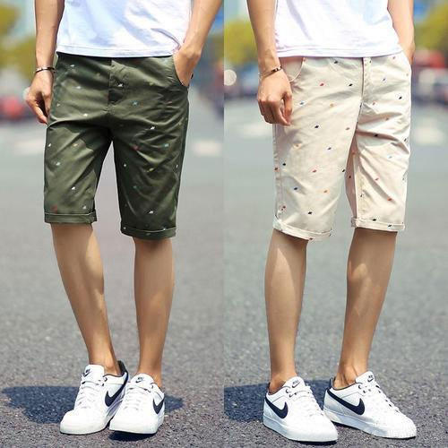f94305271b Knee Length Cotton Mens Casual Shorts, Rs 350 /piece, Arjav Garments ...