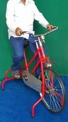 IMI红色静态循环健身器(成人),用于腿部运动,型号:2885