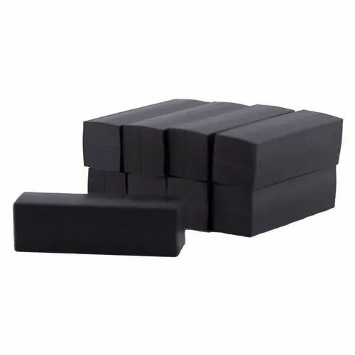 Black Rubber Block