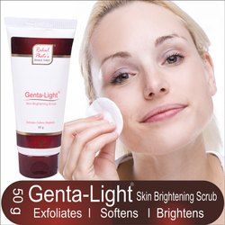 50 g Genta Light Skin Brightening Scrub