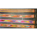 Leather Embroidered Belts