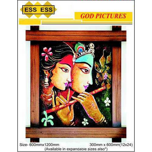 3d God Picture Wall Tile