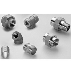 Hastelloy B2 Forged Fittings