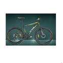 Hero Cycle Black/green And Black/yellow Hero Octane Jackrabbit Cycle, Size: 26t