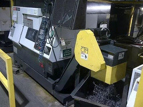Mazak Quick Turn Nexus 200 Cnc Turning