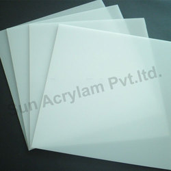 Diffuser Acrylic Sheet