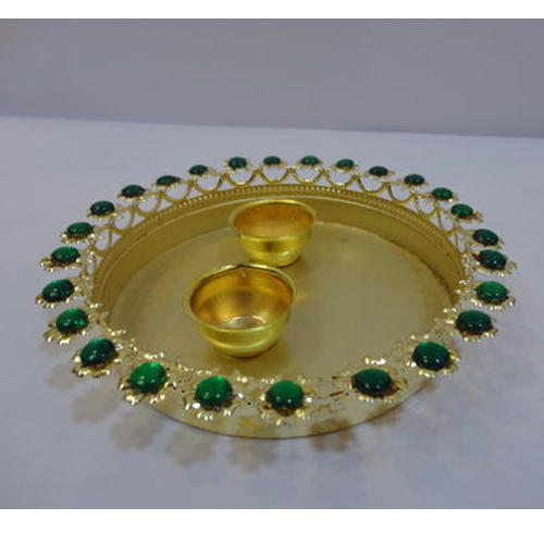 Puja Items - Puja Thali Manufacturer from Mannargudi