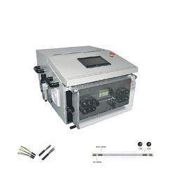 Wire Cutting Sheath Peeling And Core Stripping Machine