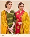 Chanderi Work Salwar Suit
