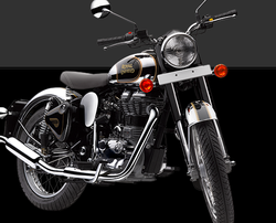 Royal Enfield Classic Chrome Repairing Services