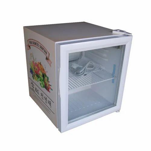 Mini Refrigerator with Compressor