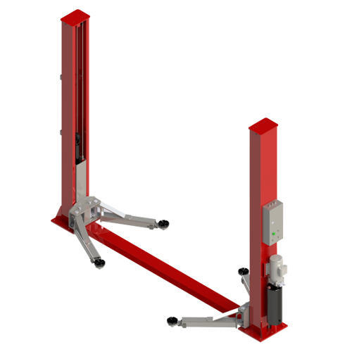 Two Post Lift - Newtech Two Post Lift Exporter from Ahmedabad