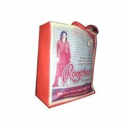 12kg Printed Non Woven Carry Bag, For Shopping