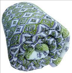 Hand Block Quilt