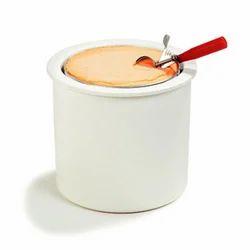Delicious Orange Ice Cream