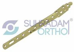 3.5mm LCP Distal Fibula Locking Plate