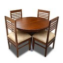 Furnstyl Center Of Attention 4 Seater Dining Table
