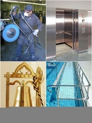 Buffing Polishing Services
