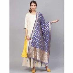 Zarika Hit Color Vol 10 Banarasi Silk Dupatta
