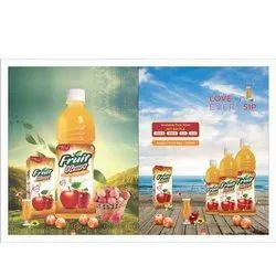Fruit Heart Natural Mango Juice, 1 Pack Contains: 27 Pieces, Packaging Size: 200 ml