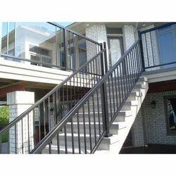 Aluminium Stairs Railing