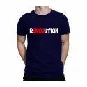 Men's Casual  Printed T Shirt