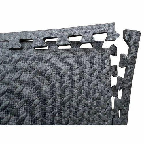 Rubber Grey Interlocking Mat, Rs 2500 /number, B.T