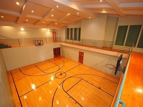 Accord Indoor Basketball Court Flooring Service