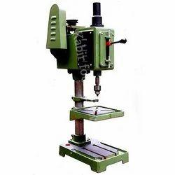 Mild Steel Bench Tapping Machine, Hole Diameter: 25-50 mm