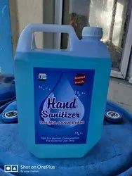 Hand Sanitizers(Alcohol Based)
