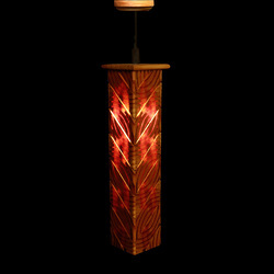Magical Wooden Lights
