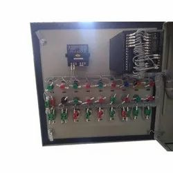 Three Phase Electric Relay Control Panel, 220 To 240 V, IP Rating: IP40