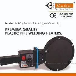 MAC 160 HDPE Pipe Jointing Heater