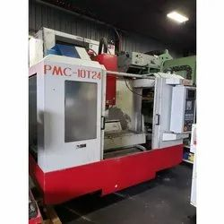 Used & Old PMC-10T24 Vertical Machine Center