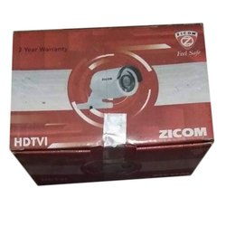 1 Mp Cmos Image Sensor Digital Camera Zicom CCTV Bullet Camera