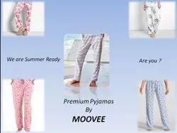 Female Moovee Hosiery Pyjama