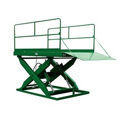 Single Scissor Lift Platform