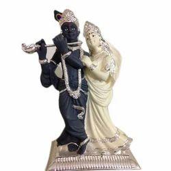 Polyresin Radha Krishna Statues