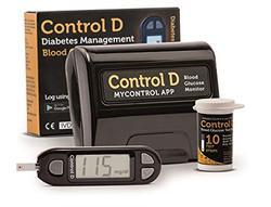 Control D Blood Glucose Monitor