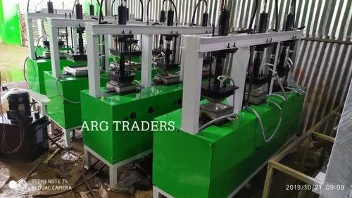 Export Areca Leaf Plate Making Machine