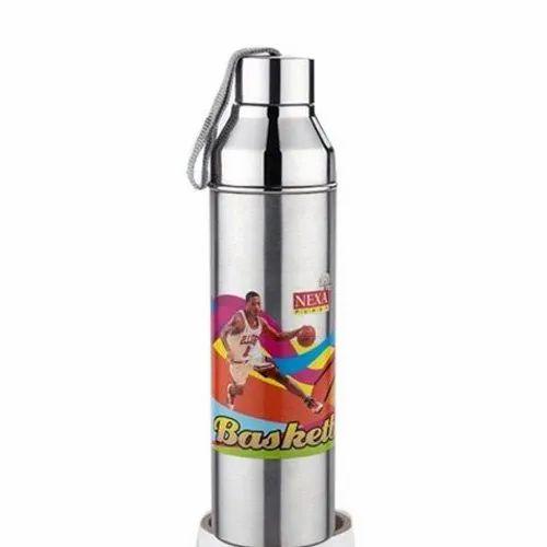 Multicolor Nexa Stainless Steel Water Bottle