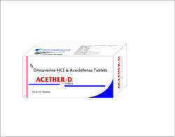 Drotaverine HCL Tablets